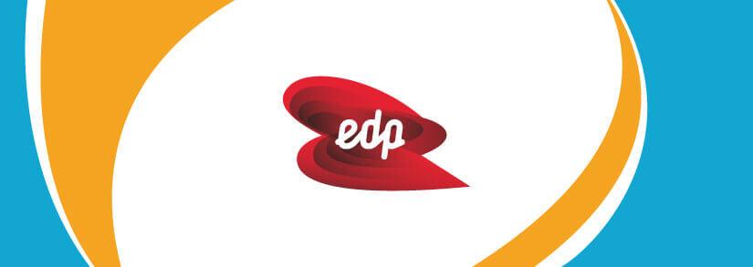 cabecera de la compañia EDP